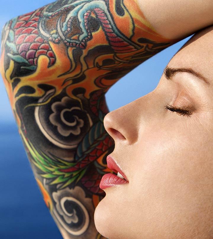 Proteger el tatuaje de los rayos del sol