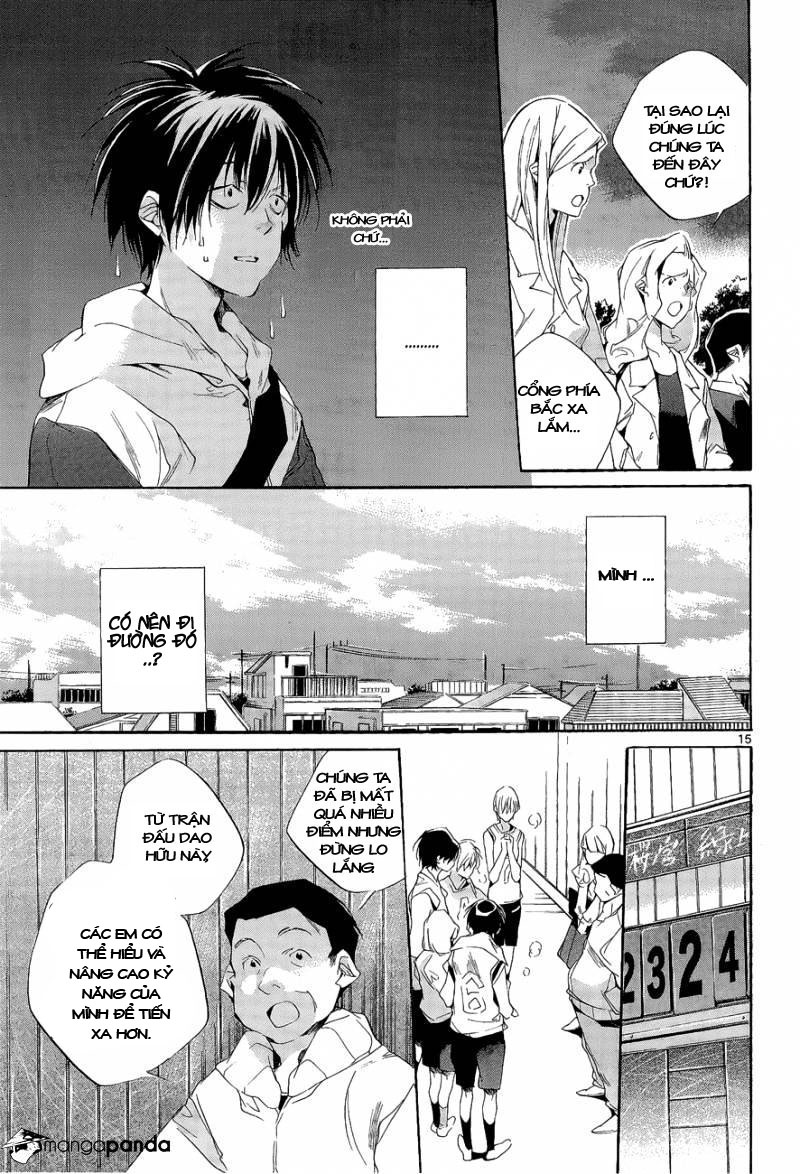 Tetsugaku Letra: Chapter 8