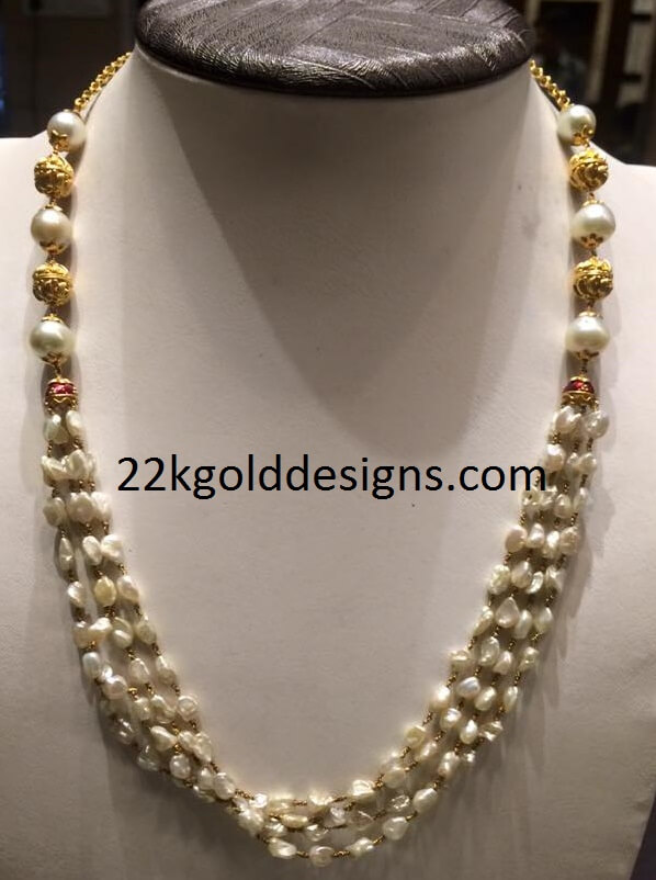 15grams Pearl Beads Mala