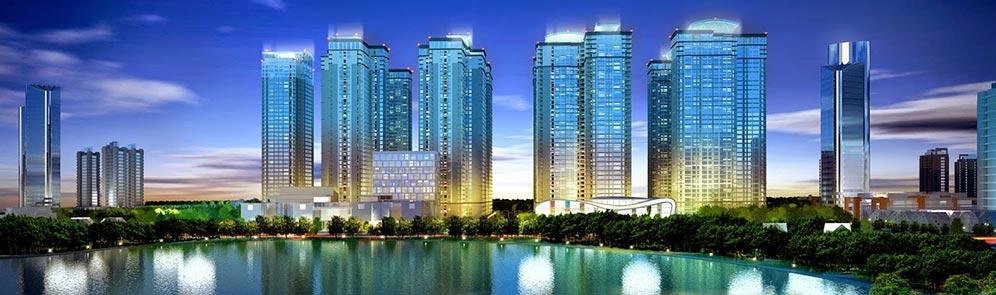 Biệt thự Riverside Garden 45 Vũ Tông Phan