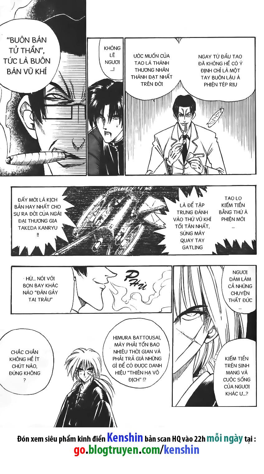 Rurouni Kenshin chap 28 trang 20
