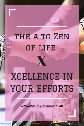 #AtoZChallenge - 2018 and X for Xcellence in all your efforts