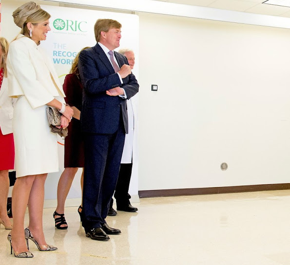 Queen Maxima And King Willem Alexander's Visits To The United States, Day 3
