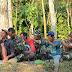 Ketika Prajurit Dan Warga Saling Pijat Badan, TMMD Ke 102 Kodim 0803/Madiun