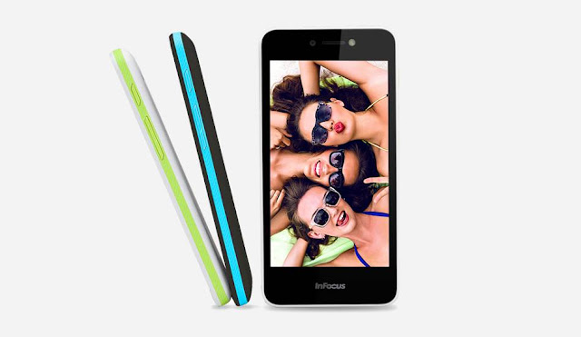 InFocus Bingo 10 Android 6.0 OS Smartphone at Rs.4299/-