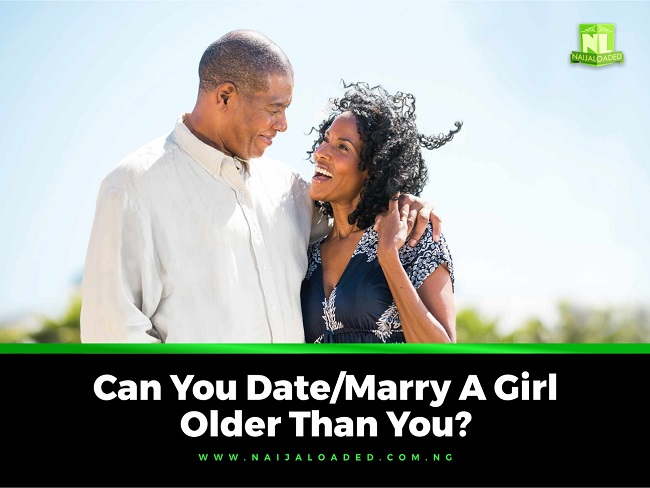 Dating girl 3 years older than you