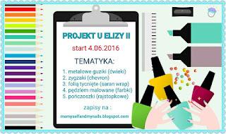 Projekt u Elizy II - tydzień 2