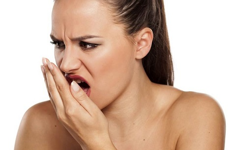 Causes Of Bad Breath Or Halitosis