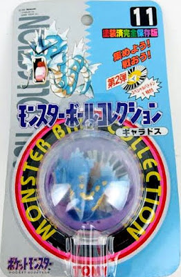Gyarados figure Tomy Monster Ball Collection series