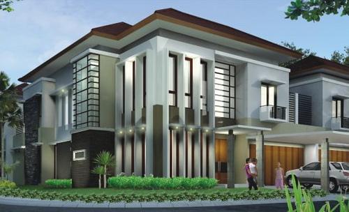 Indonesia Modern Homes Designs.