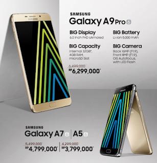 Harga Promo Hp Samsung Galaxy C9 Pro Diakhir Tahun 2017 Awal Tahun