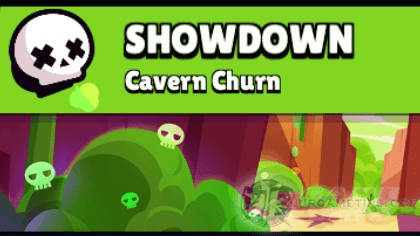 Brawl Stars: Best Brawlers to Play for Showdown Cavern Churn Map