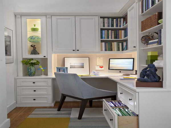 Interior DESIGN Ideas for Small OFFICE Space  Best Office