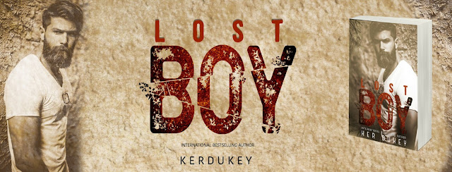 [Cover Reveal] LOST BOY by Ker Dukey @KerDukeyauthor @justAbookB @Giveaway
