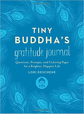 Book Launch: Tiny Buddha's Gratitude Journal: Questions, Prompts, and Colouring Pages for a Brighter, Happier Life
