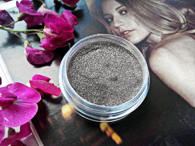 Рассыпчатые минеральные тени Vipera Cosmetics «Galaxy» Eyeshadow Brokat #105