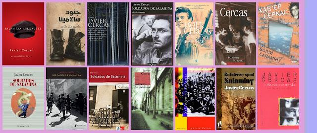 portadas del libro histórico Soldados de Salamina