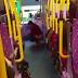 Woman is filmed taking a dump in a public bus in Hong Kong