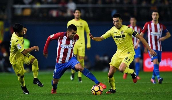 Prediksi Atletico Madrid vs Villarreal Liga Spanyol