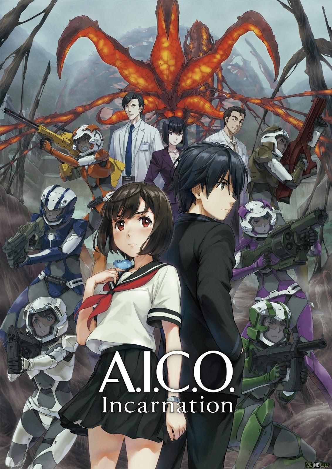 A.I.C.O. -Incarnation