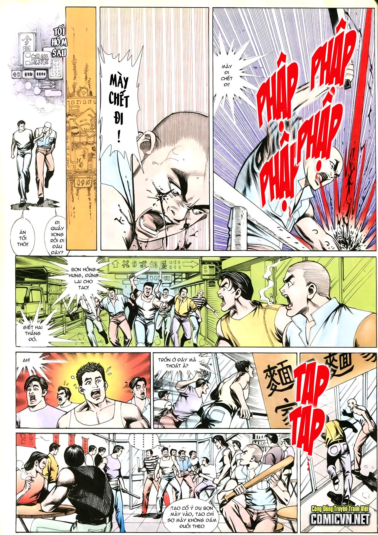 Người Trong Giang Hồ chapter 202: đối đầu trang 24