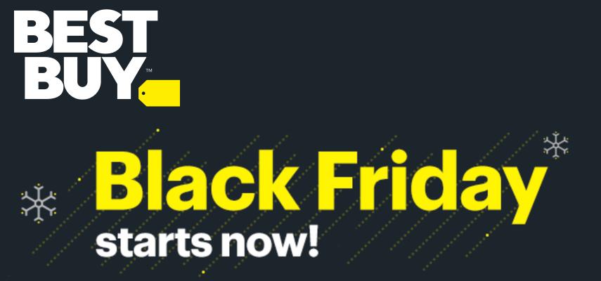 Best Buy Black Friday Sales and Doorbuster Deals