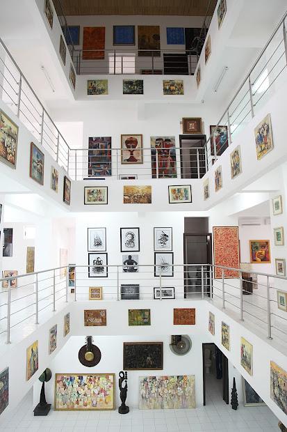 Nike Art Gallery Lagos Nigeria