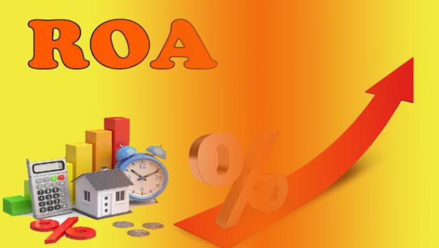 Rumus ROA (Return Of Asset)