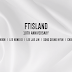F.T Island lança teaser para single de comemoração do seu 10° aniversário