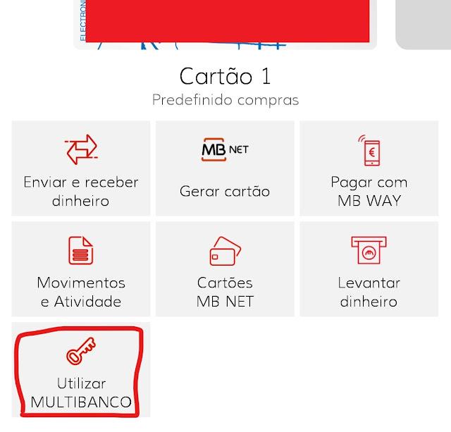 MBWAY Utilizar Multibanco sem cartão