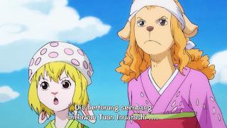 One Piece Episode 918 Subtitle Indonesia