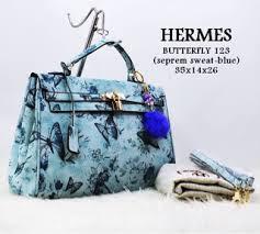 Model Tas Hermes Butterfly Keluaran Terbaru Desain Masa Kini