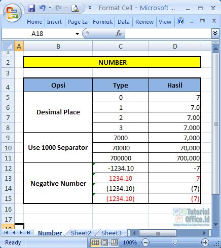 Format Number