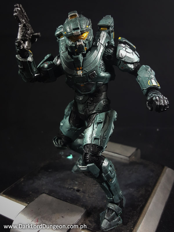 Halo 5 Guardians Spartan Fred