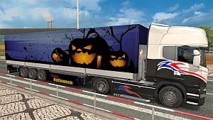 Halloween trailer mod