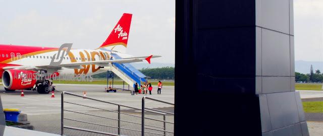 Angkasapura Bandara Adisucipto Yogyakarta, Indonesia
