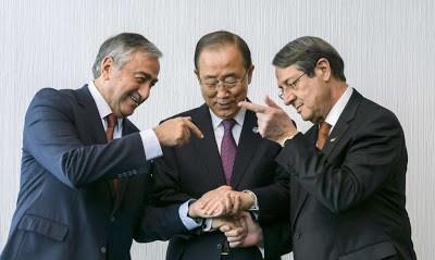 Παράνομη η πενταμερής Διάσκεψη για την Κύπρο και οι τυχόν αποφάσεις της