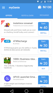 Capture - Checkout The Best 5 Applications That Gives Free Airtime Without Working