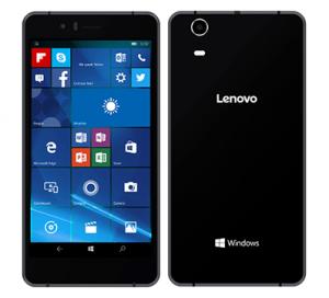 smartphone Windows 10 Mobile Lenovo SoftBank 503LV