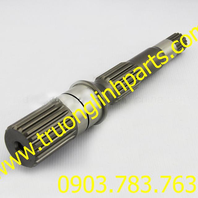 Bơm thủy lực piston HPV140 trục