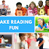 Encouraging children to develop good reading habits