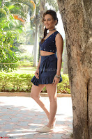 Seerat Kapoor Stunning Cute Beauty in Mini Skirt  Polka Dop Choli Top ~  Exclusive Galleries 045.jpg