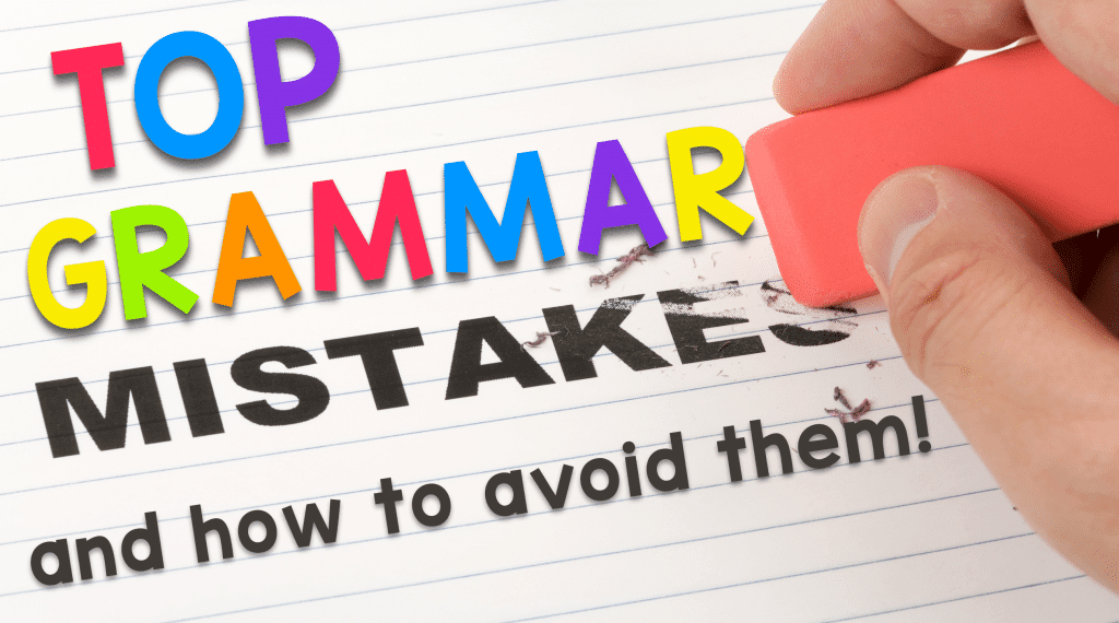 Welcome To Ladun Liadi's Blog: 10 Grammar Mistakes Almost