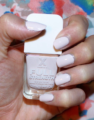 Formula X Full Strength Treatment Nail Polish in Statuesque