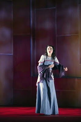 Mozart: Idomeneo - Paula Sides - English Touring Opera (Photo Richard Hubert Smith)