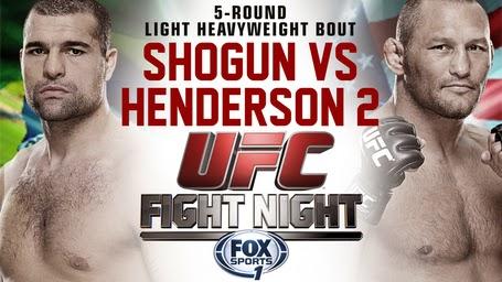 UFC Fight Night 38 – Shogun vs...