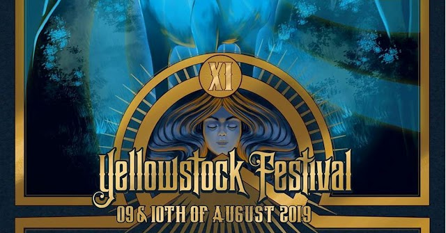 [News] Yellowstock Festival 2019