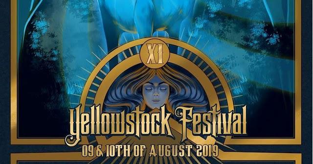 [News] Yellowstock Festival 2019