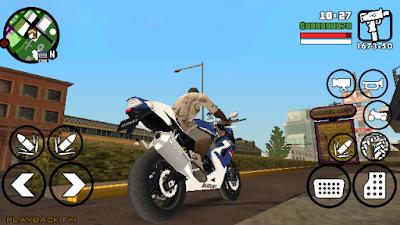 Download game gratis android Gta SA lite Apk terbaru