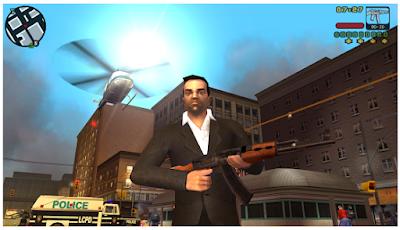 GTA Liberty City Stories Mod Apk Free Unlimited Money